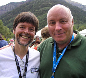 Telluride Ken Burns & Stock