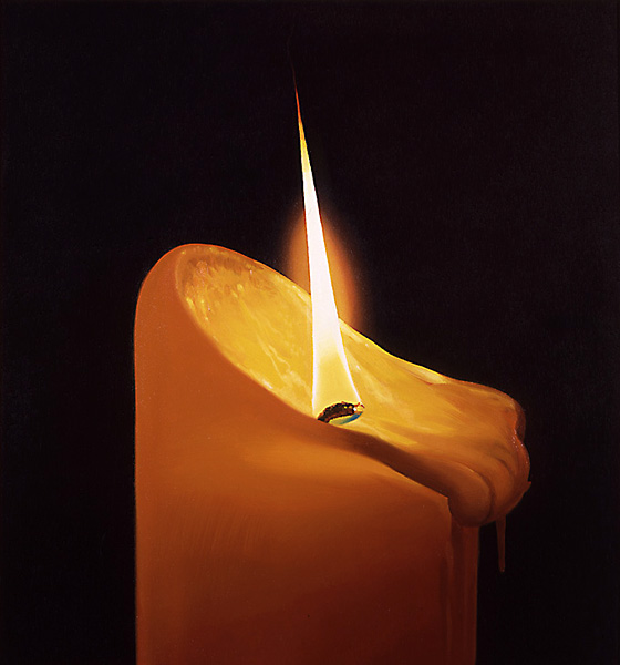 1000 images about light and color studies on pinterest for Candle painting medium